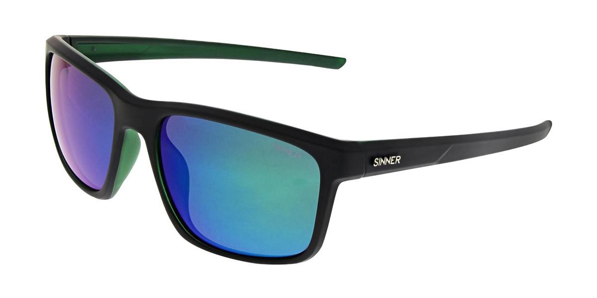 Sinner Gabriel SISU-783 Polarized 75-P28 Men's Sunglasses  Size 56