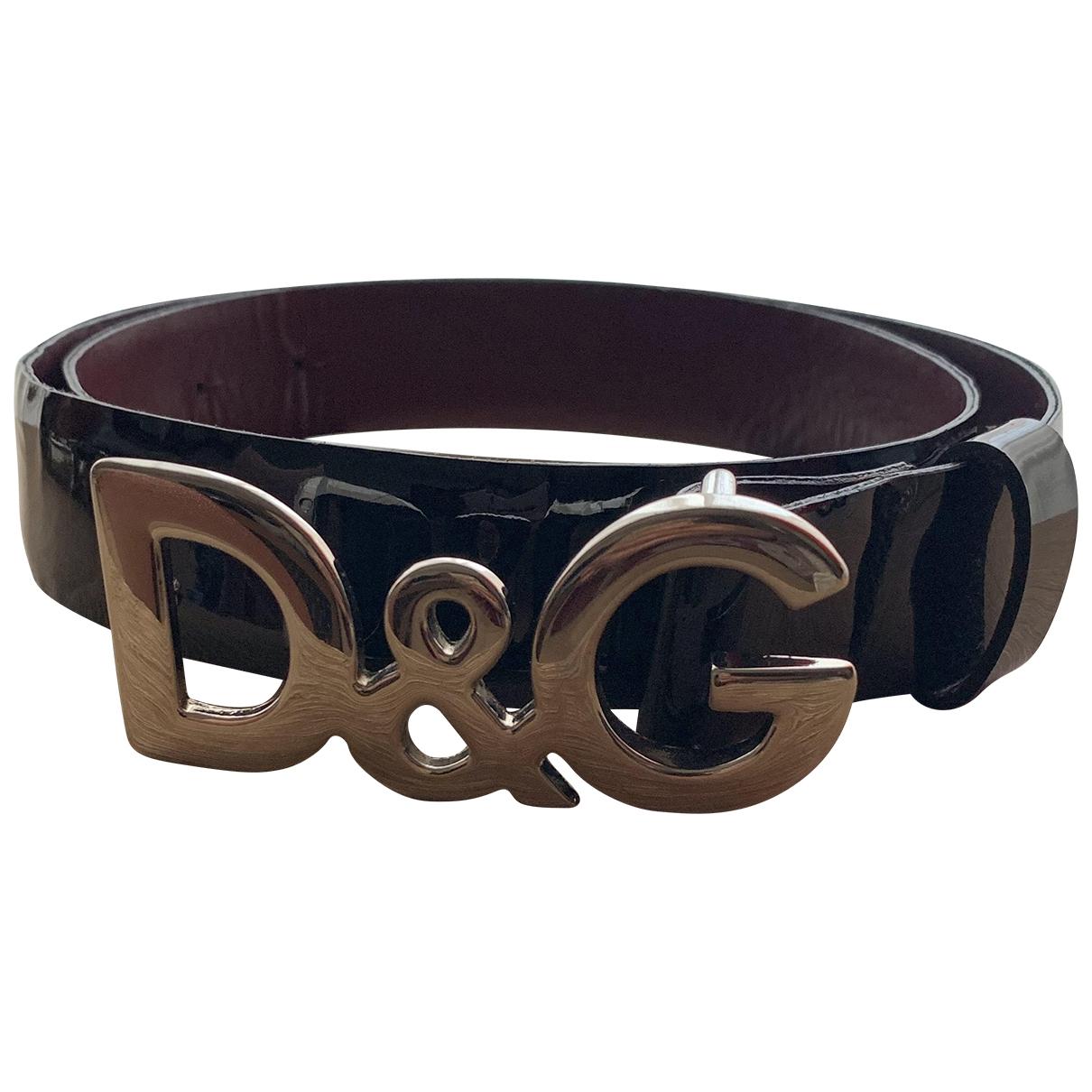 D&g \N Black belt for Women M International
