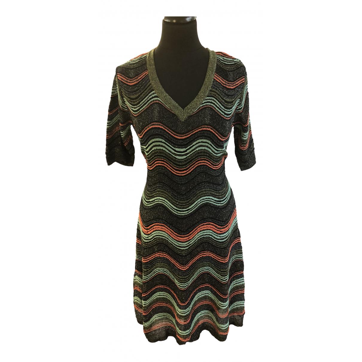 M Missoni \N Multicolour Cotton dress for Women 44 IT