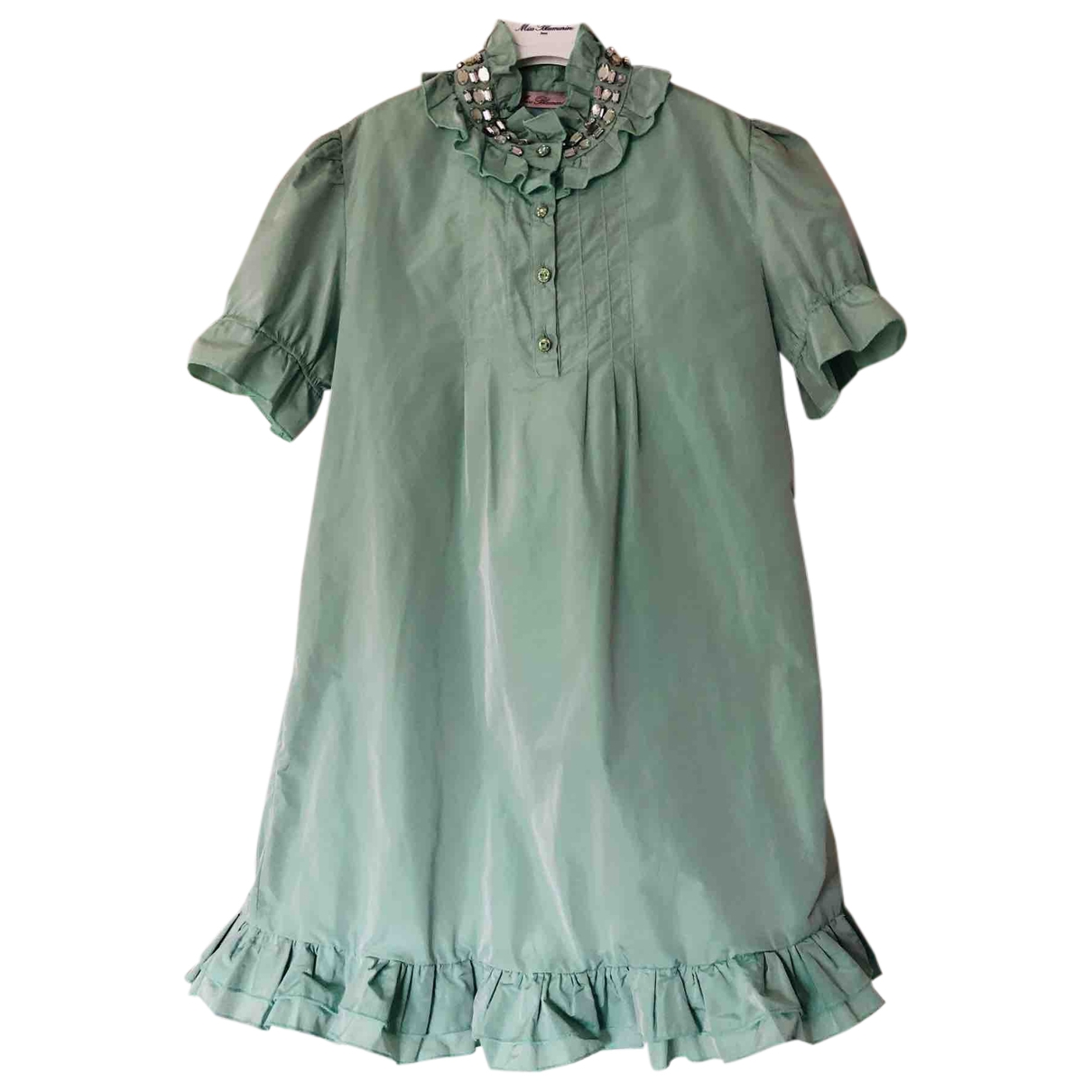 Blumarine \N Green dress for Kids 10 years - up to 142cm FR