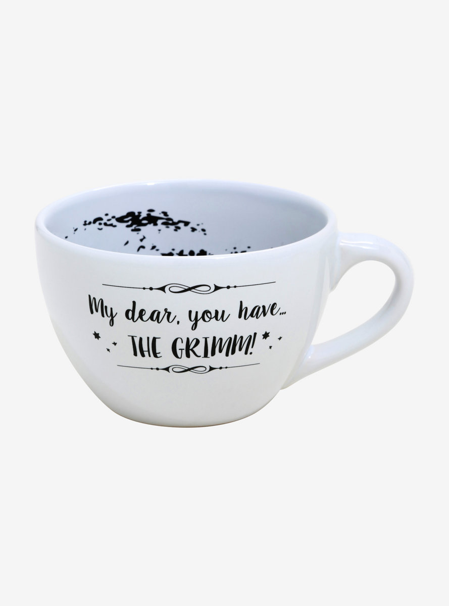 Harry Potter The Grimm Teacup