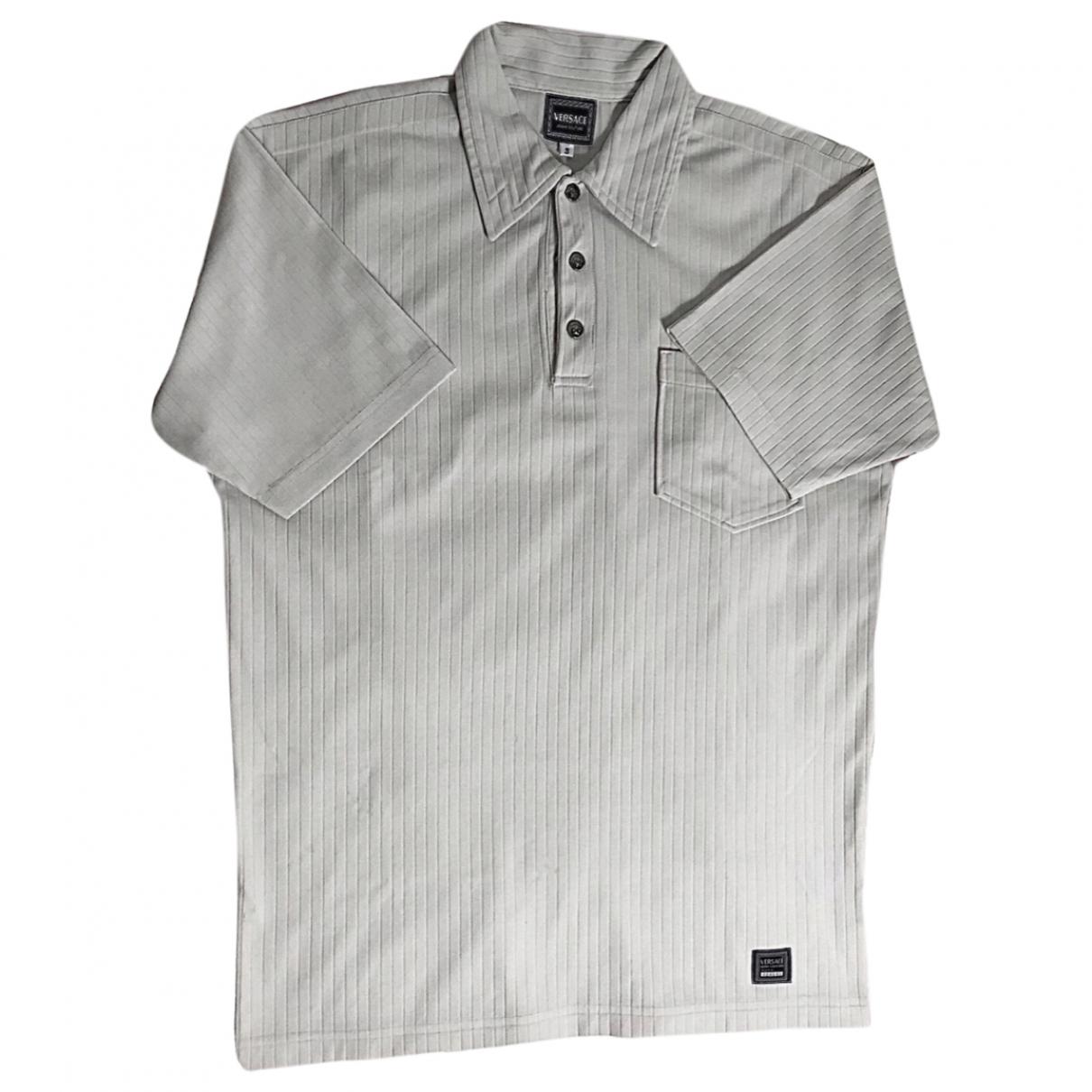 Versace - Chemises   pour homme - blanc
