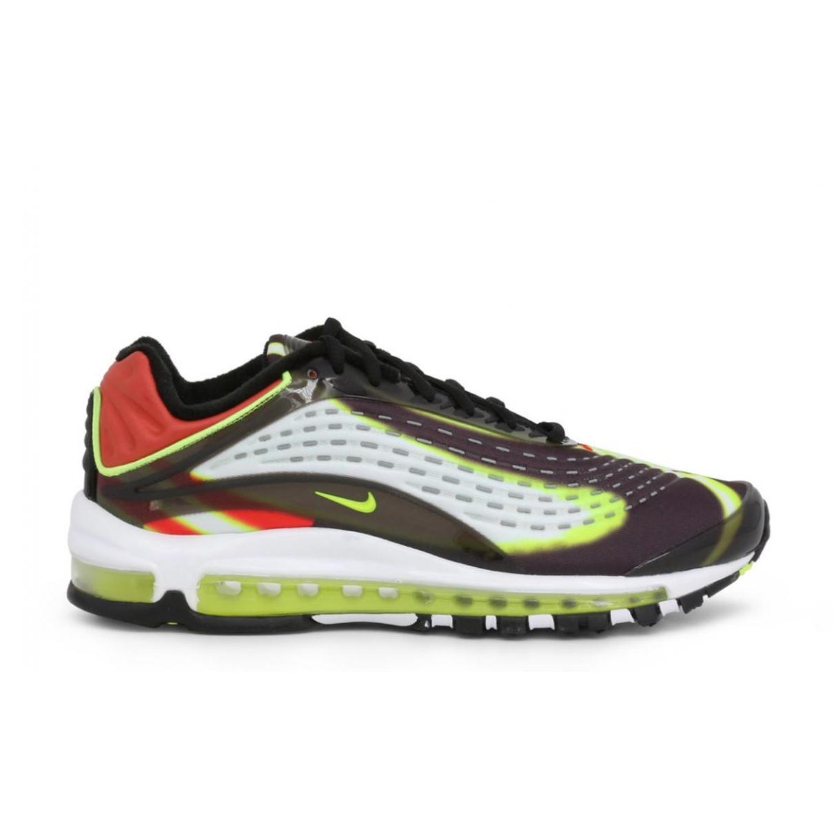 Nike - Baskets Air Max Deluxe pour homme en toile - multicolore