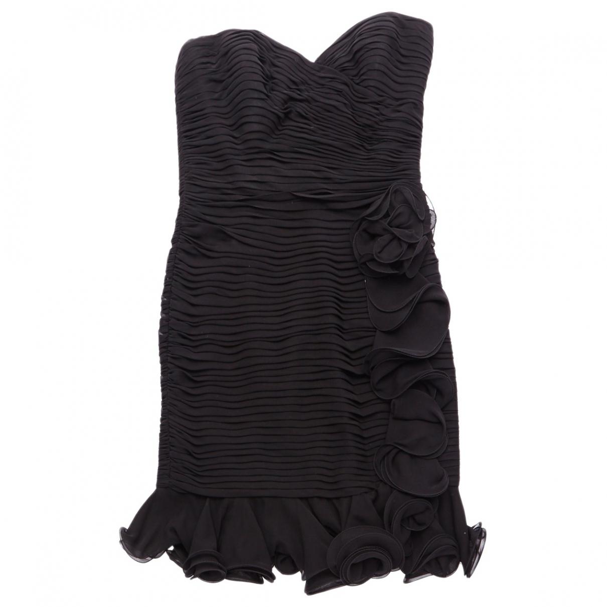 Mini vestido de Seda Louis Feraud