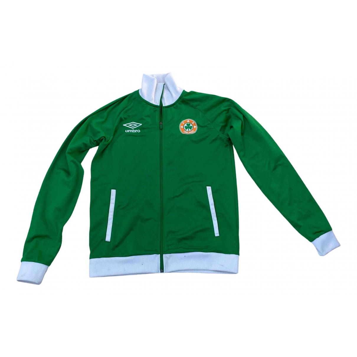 Umbro N Green Cotton jacket for Women 38 FR