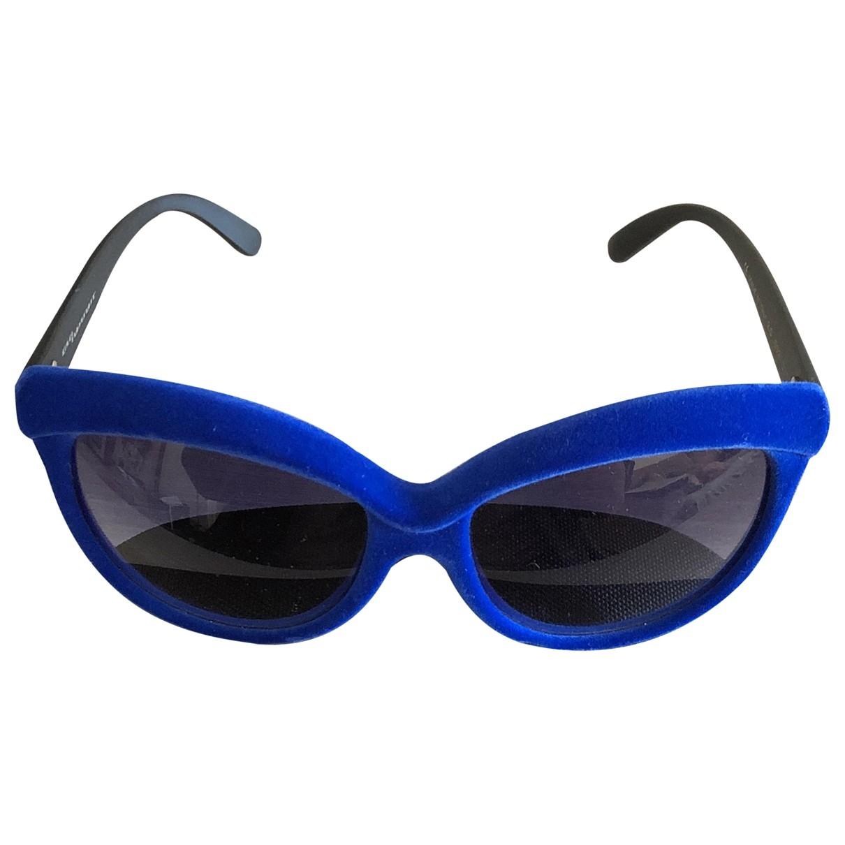 Italia Independent - Lunettes   pour femme - bleu