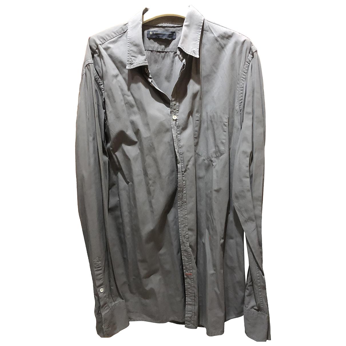 Dondup - Chemises   pour homme en coton - vert
