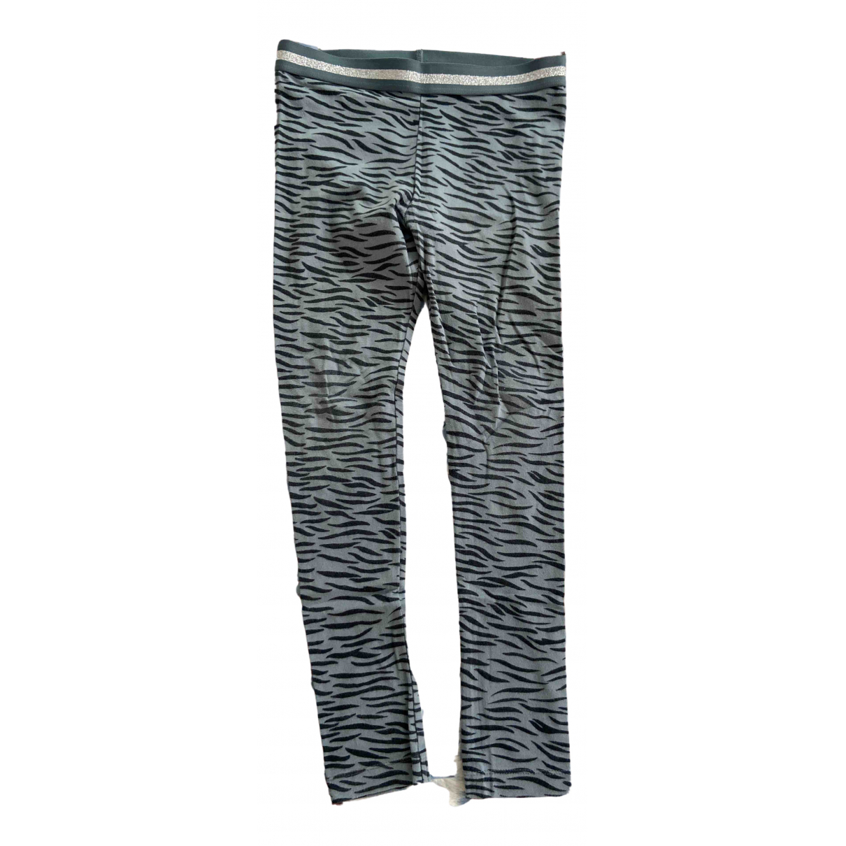 Stella Mccartney - Pantalon   pour enfant en coton - multicolore