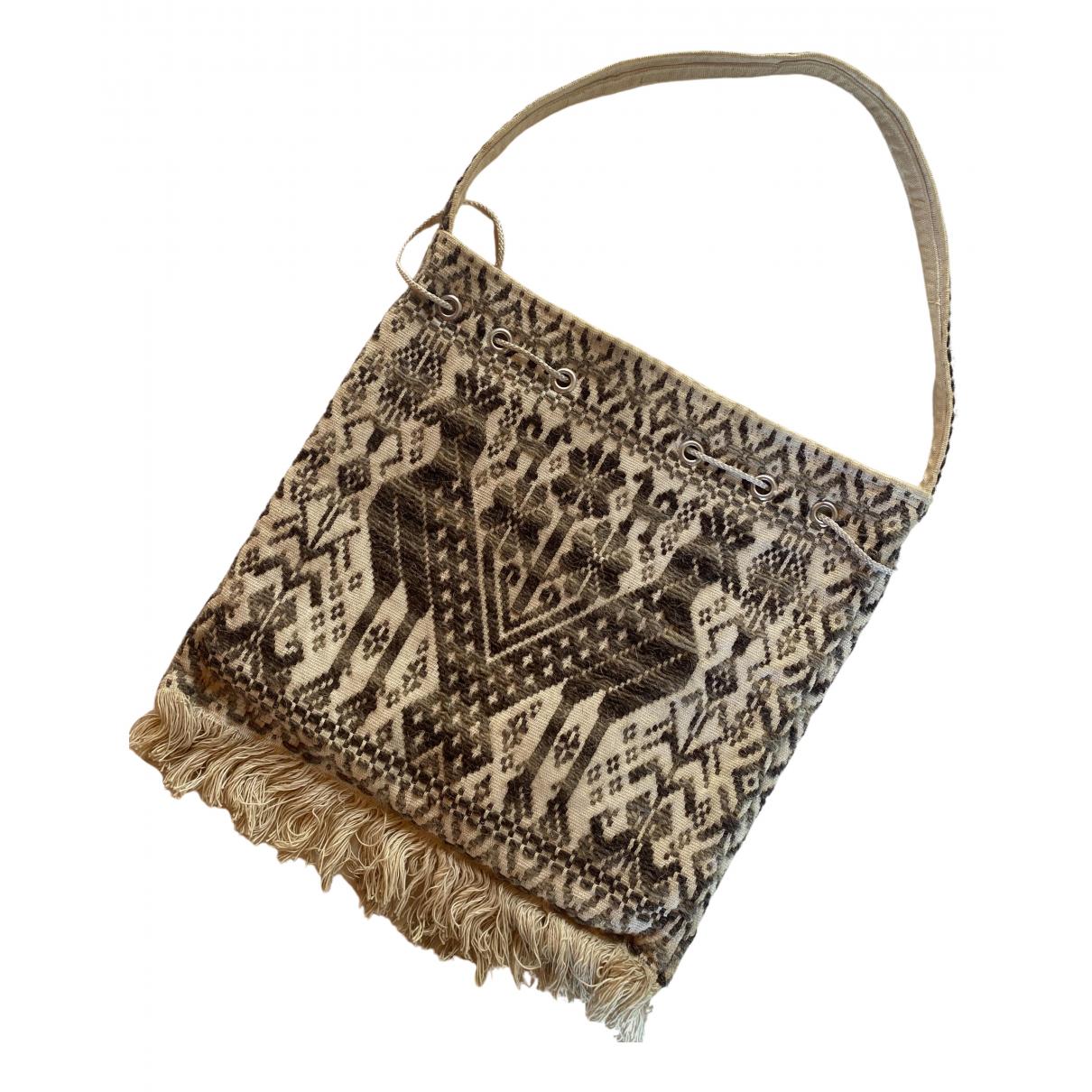 - Objets & Deco   pour lifestyle en laine - beige