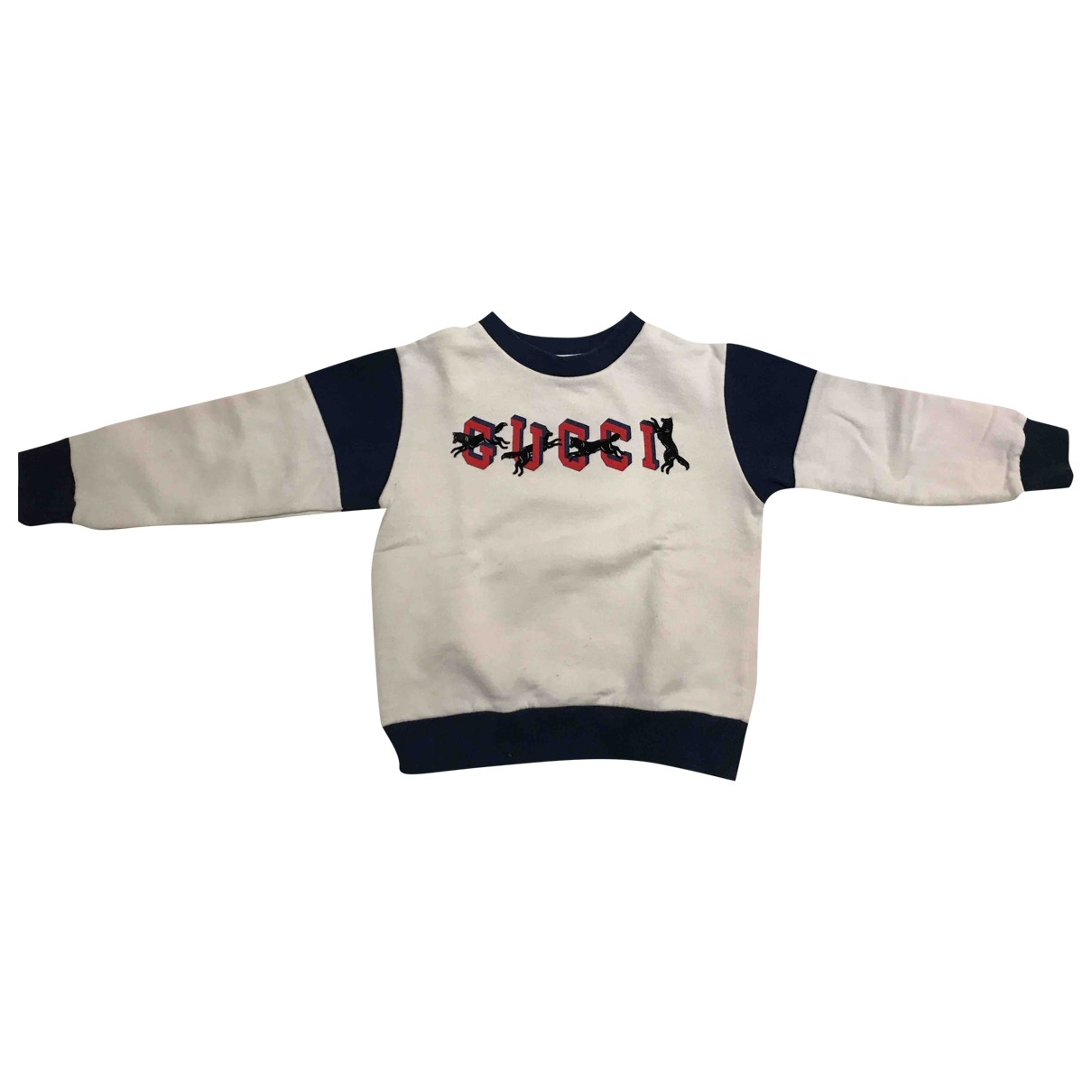 Gucci \N Ecru Cotton Knitwear for Kids 5 years - up to 108cm FR