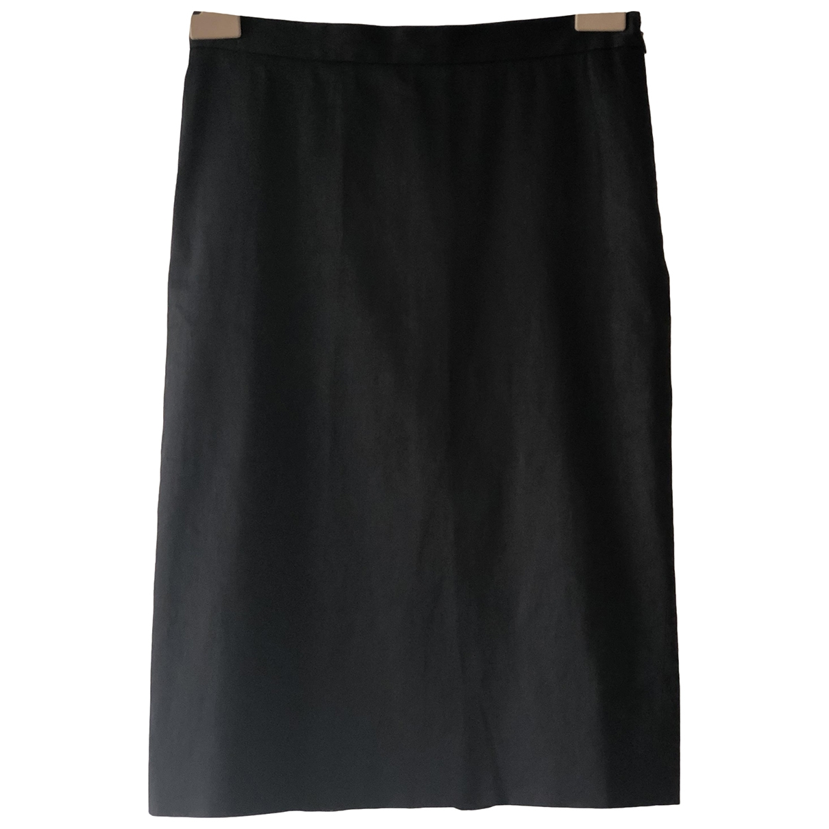 Moschino Cheap And Chic \N Black Cotton skirt for Women 38 IT