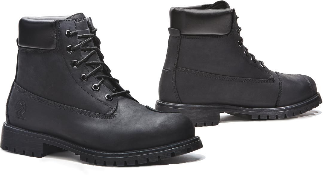 Forma Elite Zapatos Motorista Negros 41