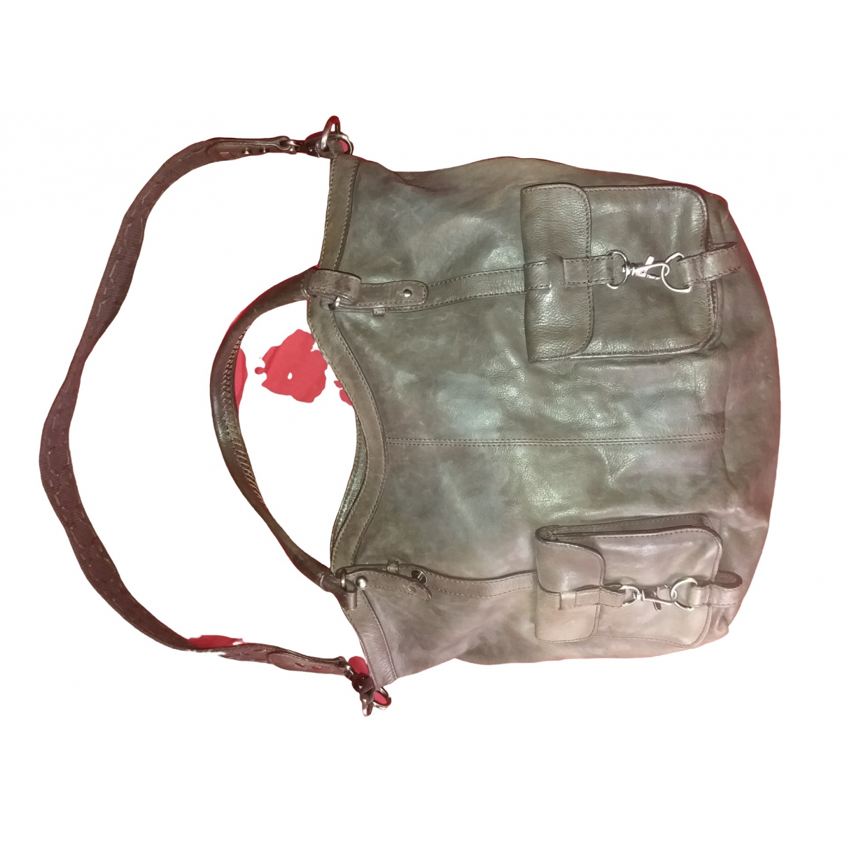 Vanessa Bruno Athe \N Brown Leather handbag for Women \N