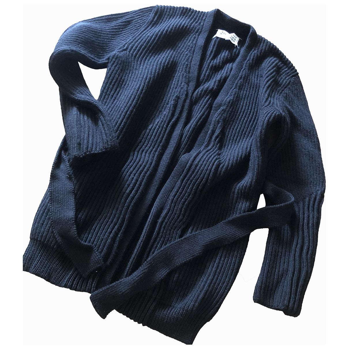 Maison Martin Margiela \N Black Wool Knitwear for Women S International