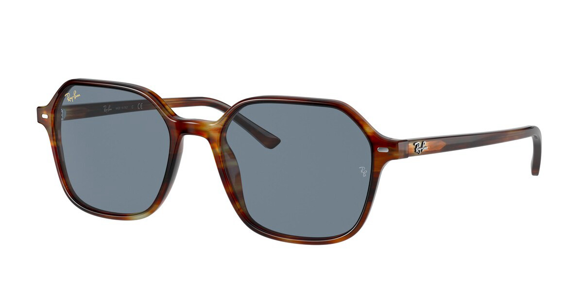 Ray-Ban RB2194 John 954/62 Men's Sunglasses Tortoise Size 51