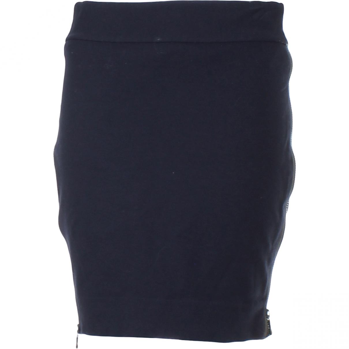Diane Von Furstenberg \N Navy skirt for Women 0 0-5