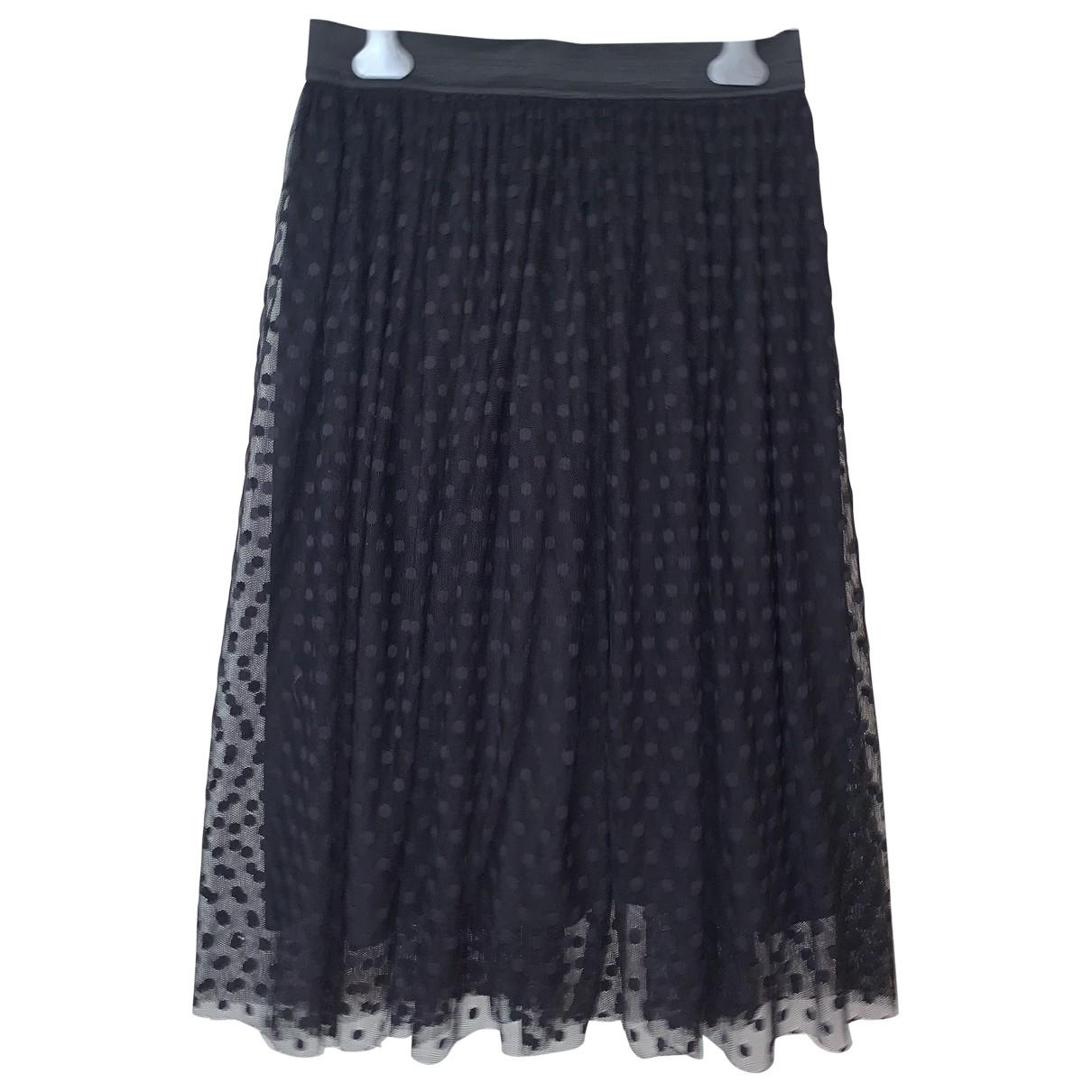 Monki - Jupe   pour femme - noir