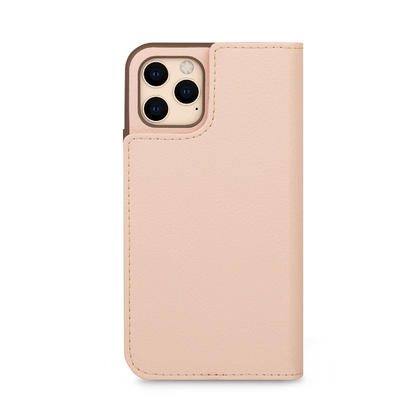 Overture Folio Case Rose pour iPhone 11 Pro - Moshi