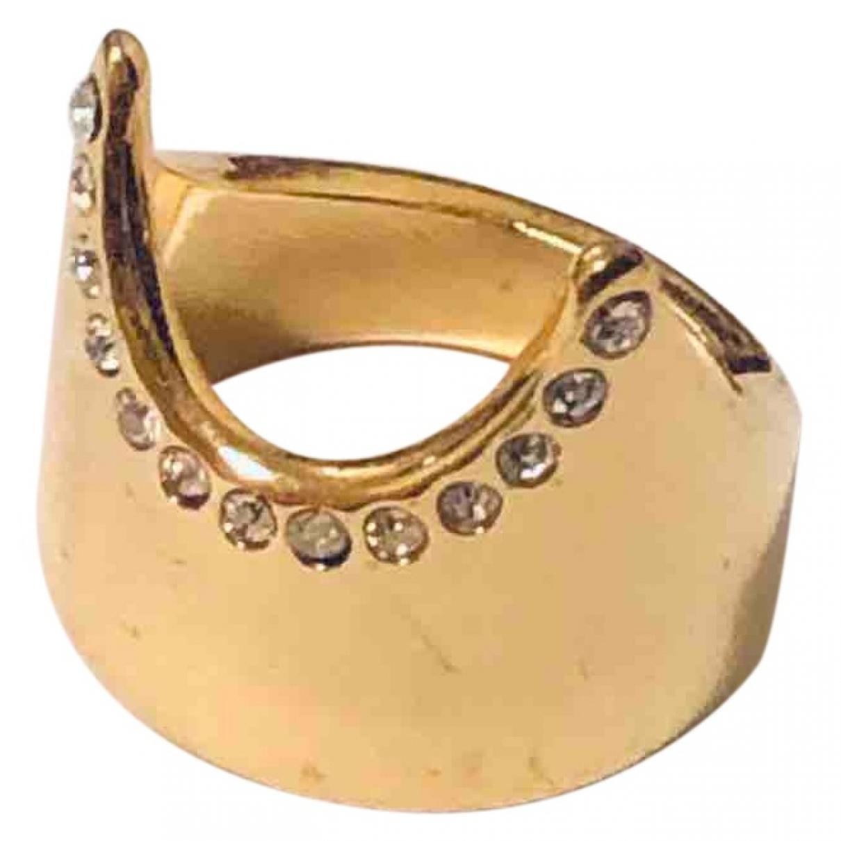 Vita Fede - Bague   pour femme en plaque or - dore