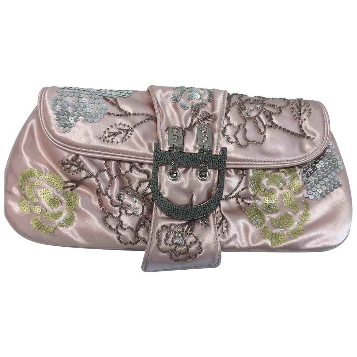 Pochette de Seda Dior