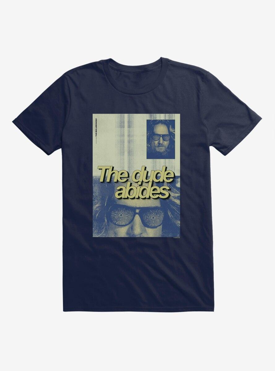 Big Lebowski The Dude Abides T-Shirt