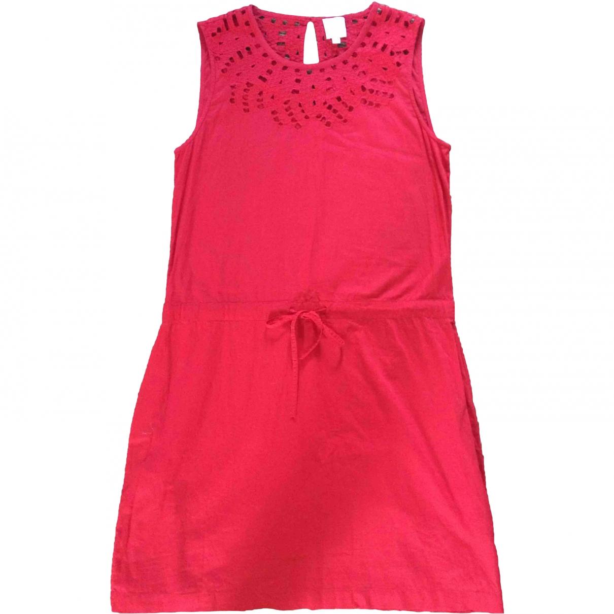 Petite Mendigote \N Red Cotton dress for Women S International