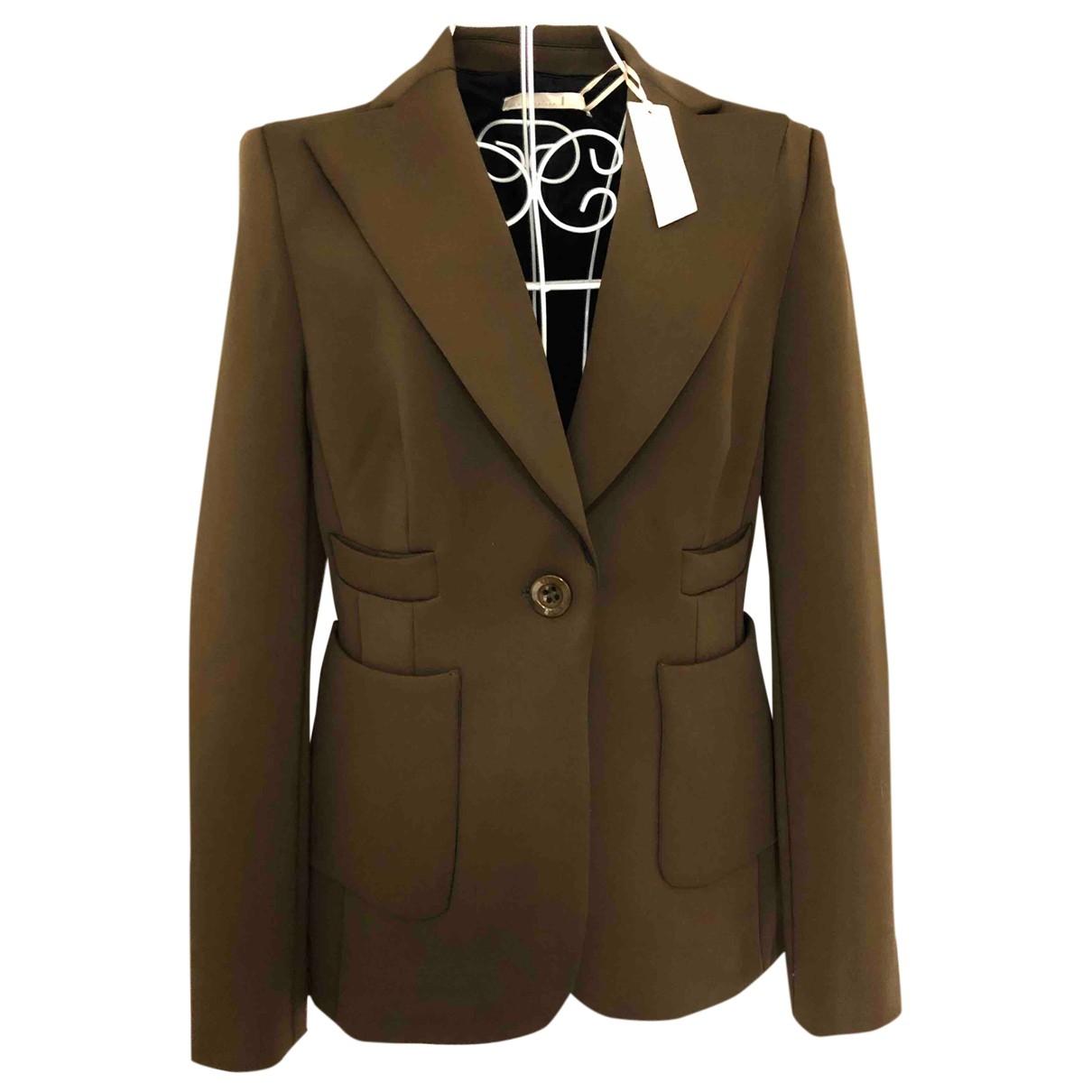 Schumacher \N Brown jacket for Women 40 FR