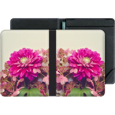 tolino vision 3 HD eBook Reader Huelle - Pink Dahlia 2 von Joy StClaire