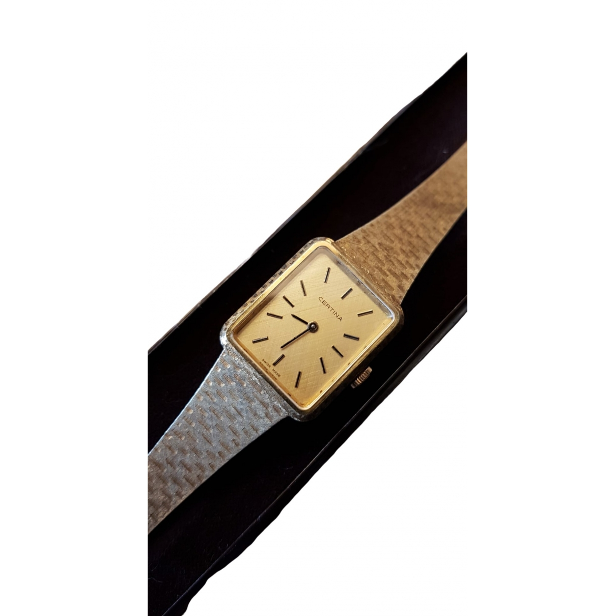 Certina \N Uhr in  Gold Gelbgold