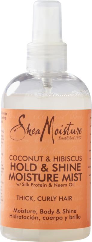 Coconut & Hibiscus Hold & Shine Moisture Mist