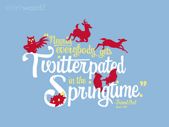 Twitterpated T Shirt