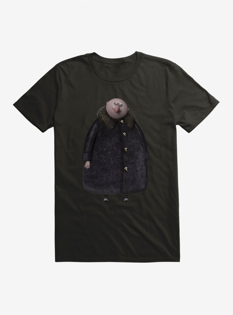 The Addams Family Fester Side Pose T-Shirt