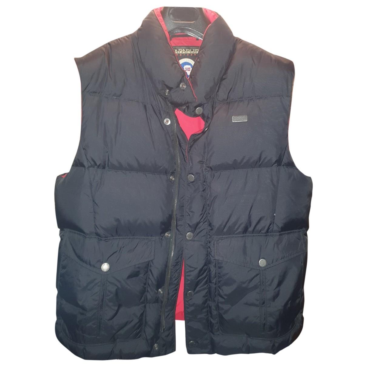 Napapijri \N Black jacket  for Men XL International