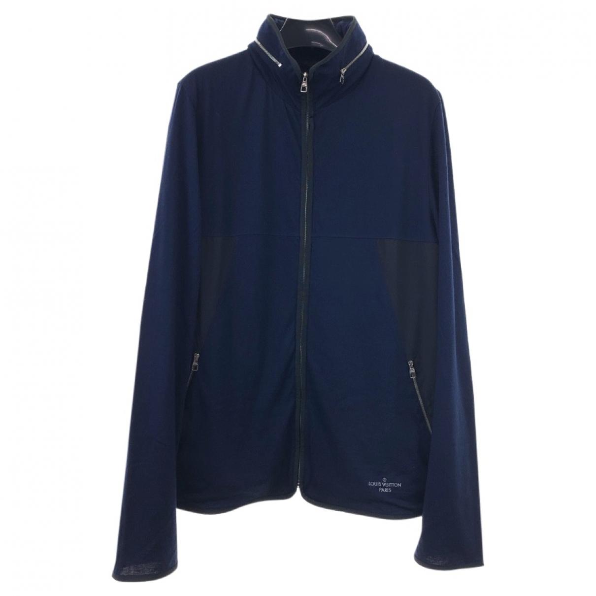 Louis Vuitton \N Wool jacket  for Men XXL International