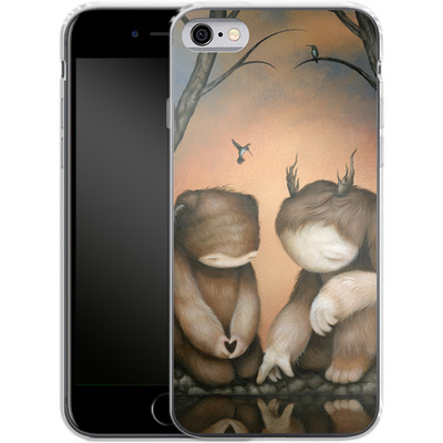 Apple iPhone 6 Silikon Handyhuelle - At the Waters Edge von Dan May