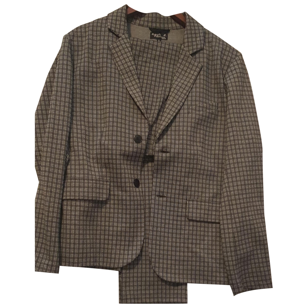 Agnes B. - Costumes   pour homme en coton