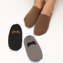 3 pares calcetines invisibles minimalistas