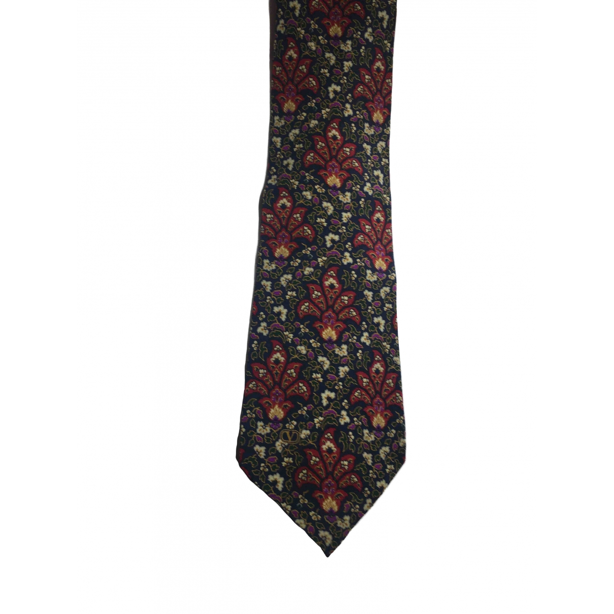 Valentino Garavani \N Multicolour Silk Ties for Men \N