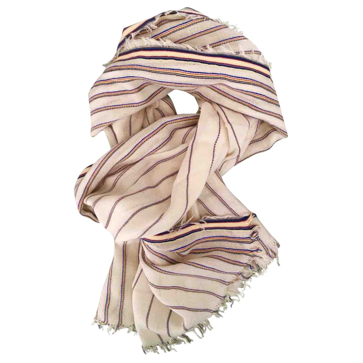 Gucci \N White Silk scarf for Women \N