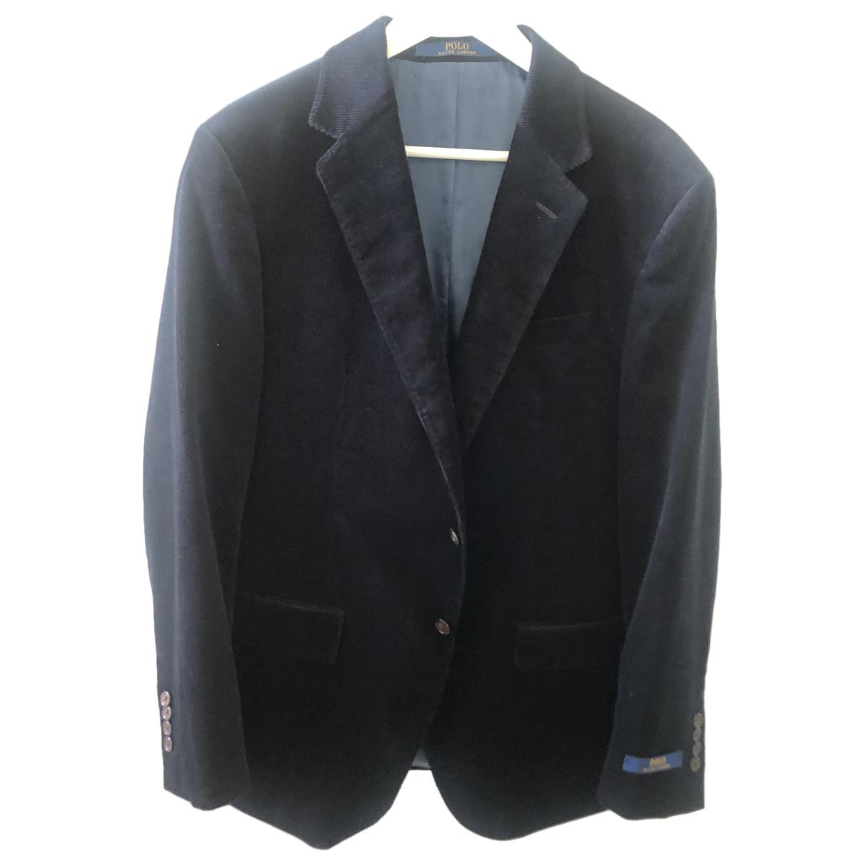 Polo Ralph Lauren - Vestes.Blousons   pour homme - marine