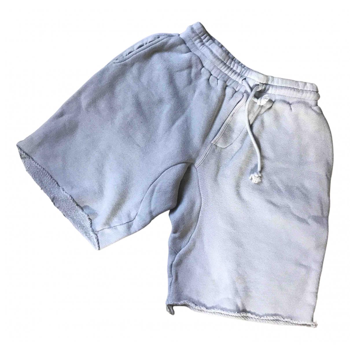 Kith \N Shorts in  Grau Baumwolle