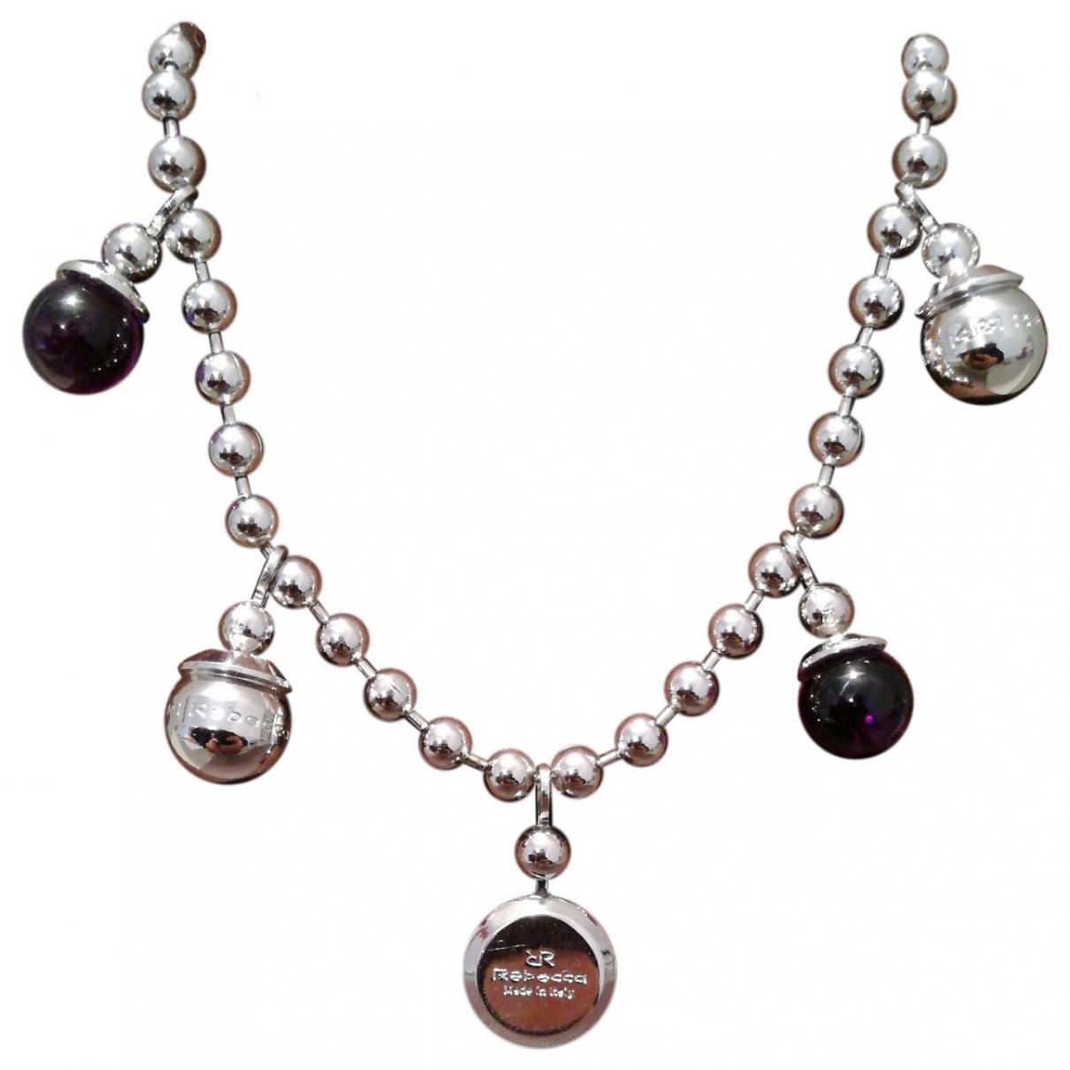 Rebecca \N Armband in  Silber Metall
