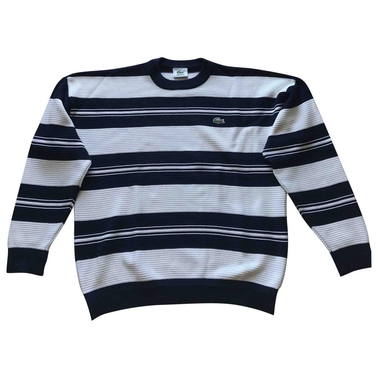 Lacoste - Pulls.Gilets.Sweats   pour homme en coton - multicolore
