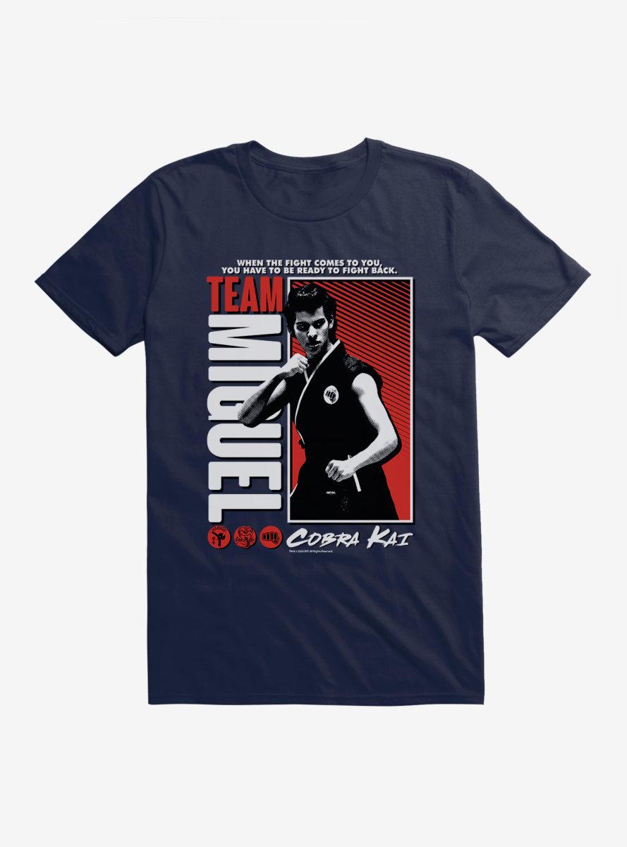 Cobra Kai Team Miguel T-Shirt