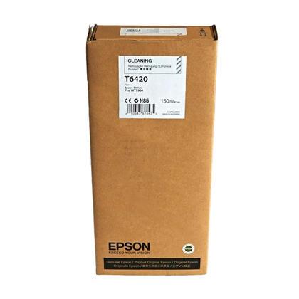 Epson T642000 cartouche d'encre originale nettoyage