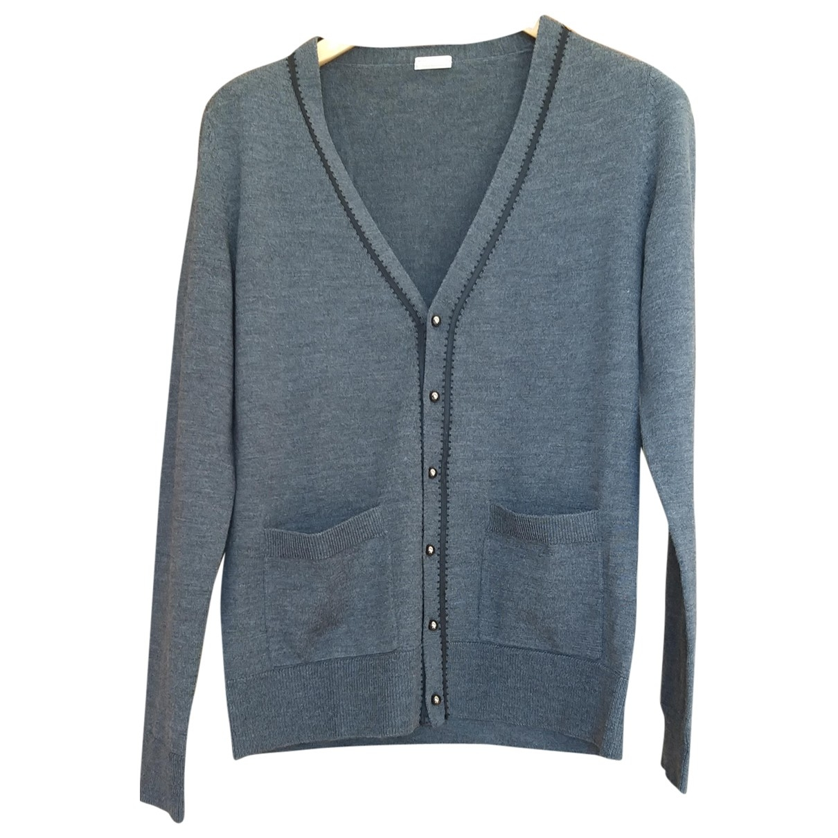 Alexis Mabille \N Pullover in  Grau Wolle