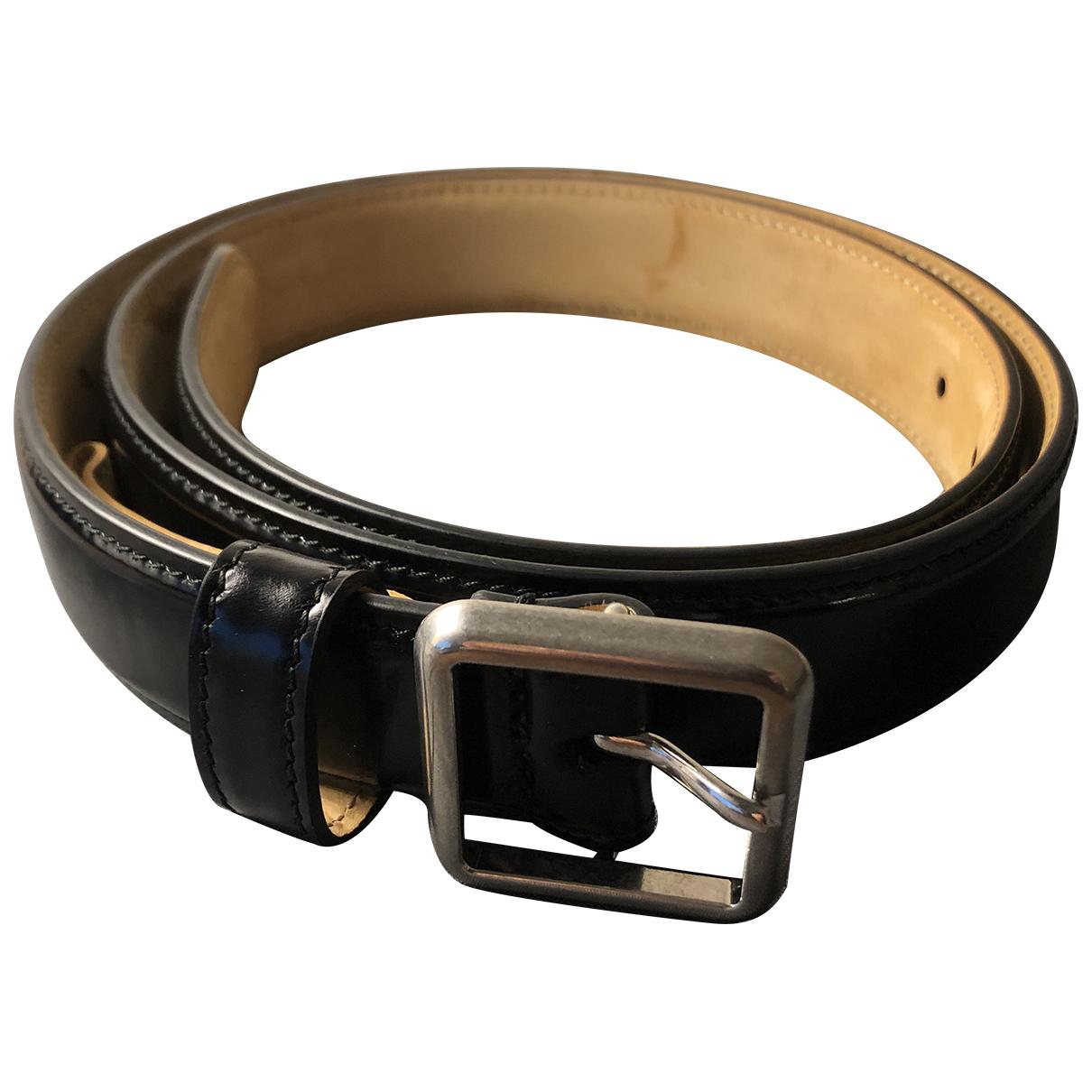Cinturon de Charol Balenciaga