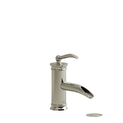 Antico ASOP0PN-10 Single Hole Lavatory Open Spout Faucet 1.0 GPM  in Polished