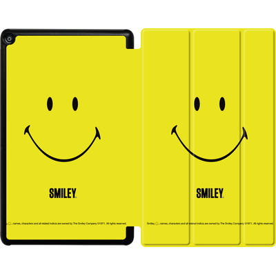 Amazon Fire HD 10 (2018) Tablet Smart Case - Smiley All Over von Smiley®