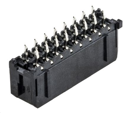 Molex , Micro-Fit 3.0, 43045, 16 Way, 2 Row, Straight PCB Header (5)
